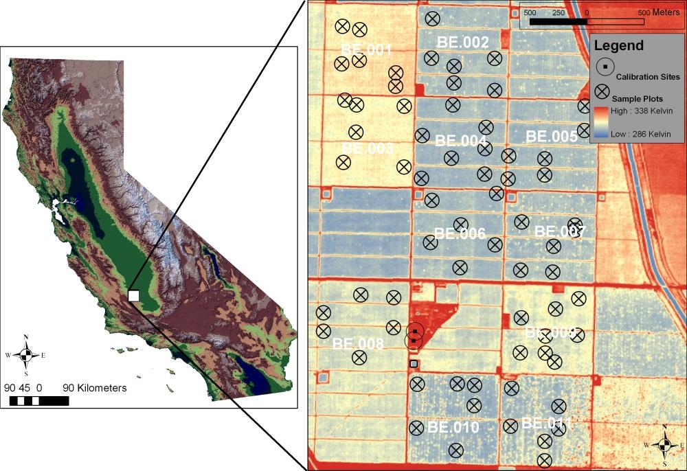 SARP 2011 GIS colormaps